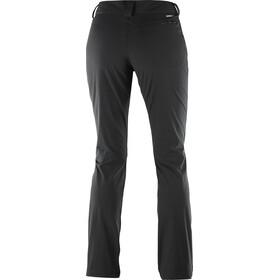 Salomon Wayfarer LT - Pantalon long Femme - Regular noir